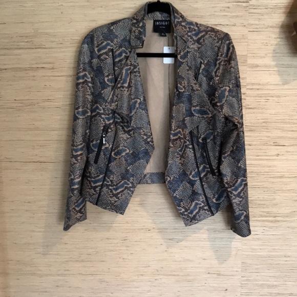insight Jackets & Blazers - Insight Cropped Jacket NWT